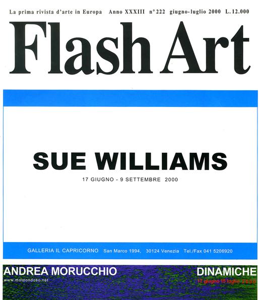 Flash Art | 2000