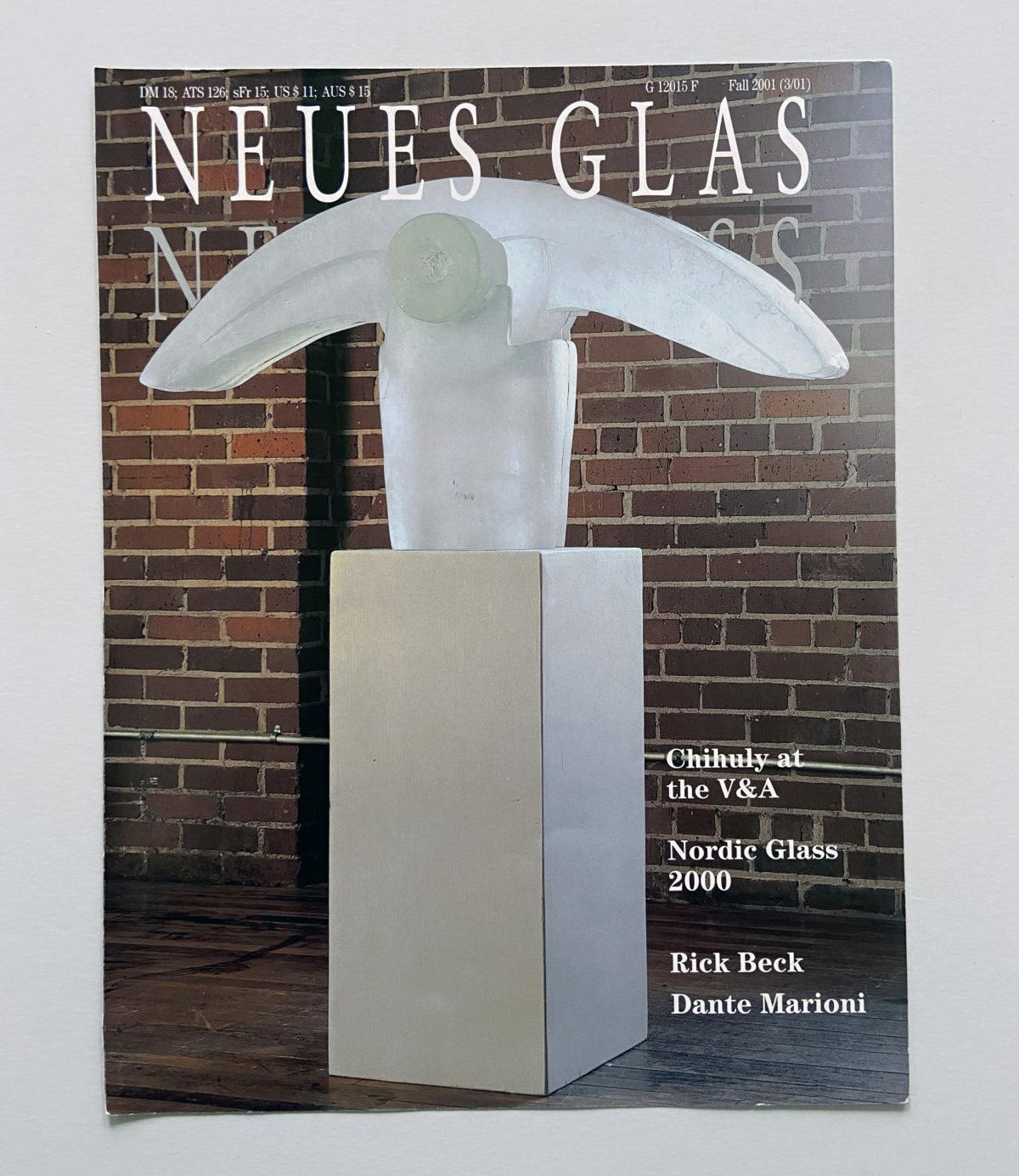 Neues Glas | 2001