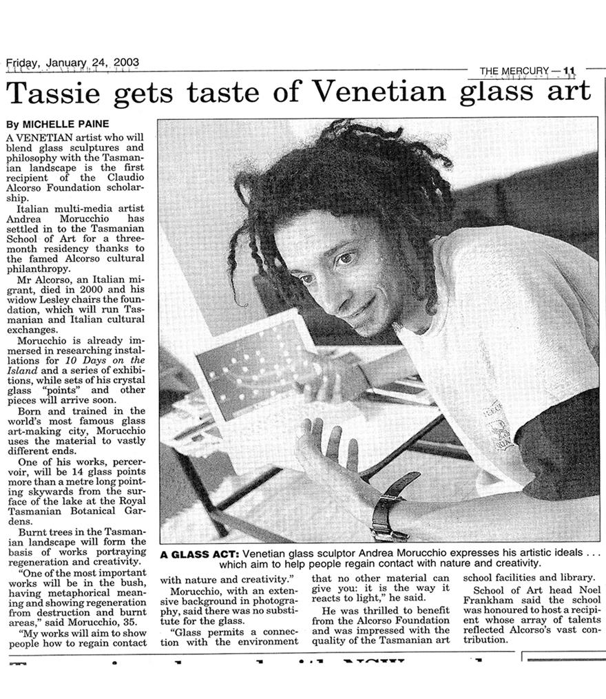 The Mercury | 24.01.2003