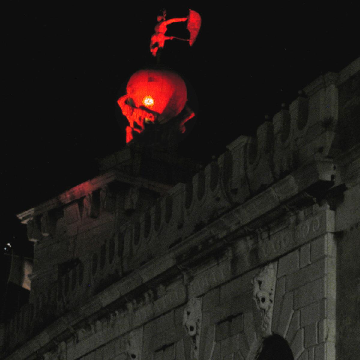 """""""Pulse Red"""" testo critico di Francesca Colasante & Andrea Morucchio, 2004, ita"""