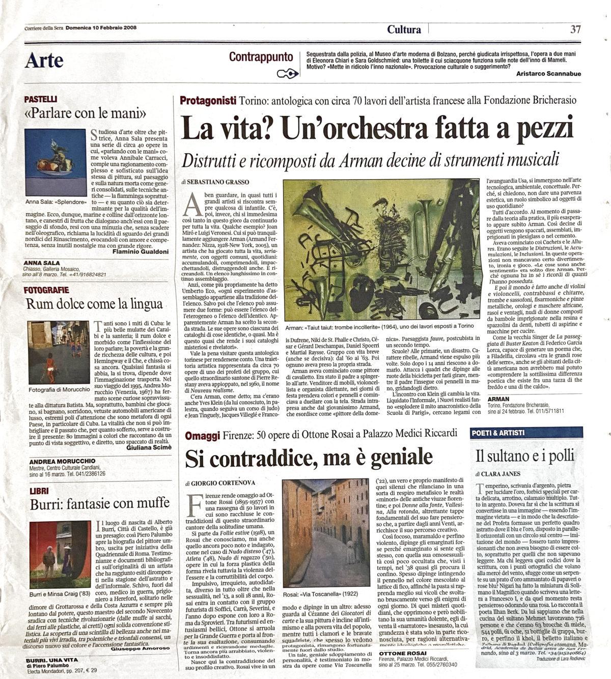 Corsera | 10.02.2008