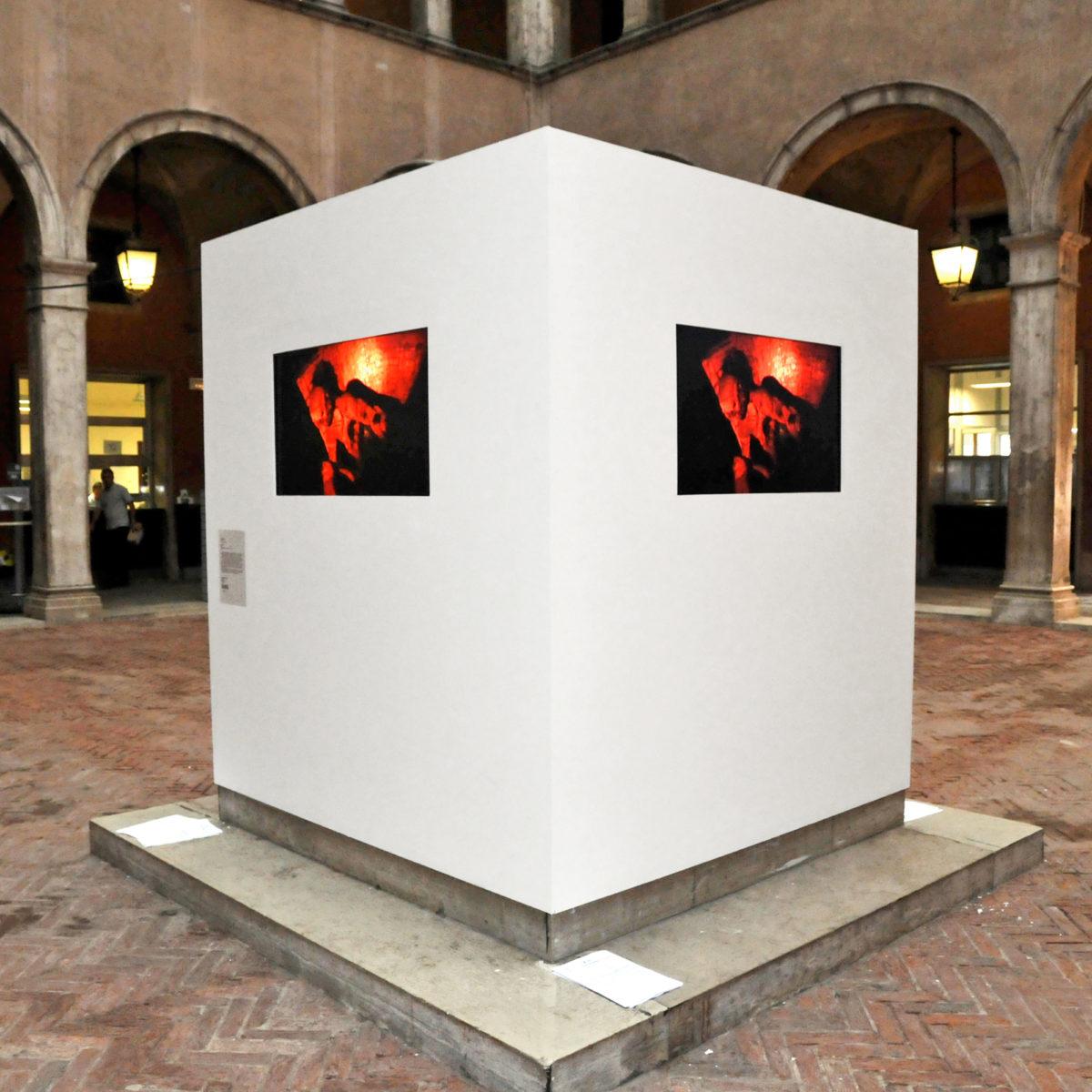 """""""Purposes"""", testo critico di Gaia Conti & Domitilla Musella, 2009, ita"""