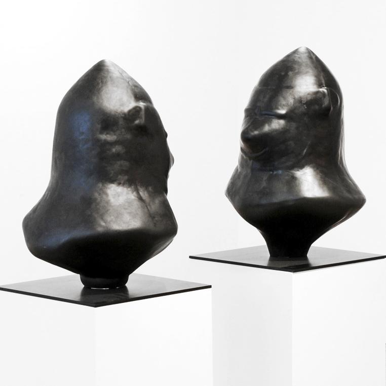 """""""Identità Celata"""" testo critico di Giovanni Bianchi, 2011, ita"""