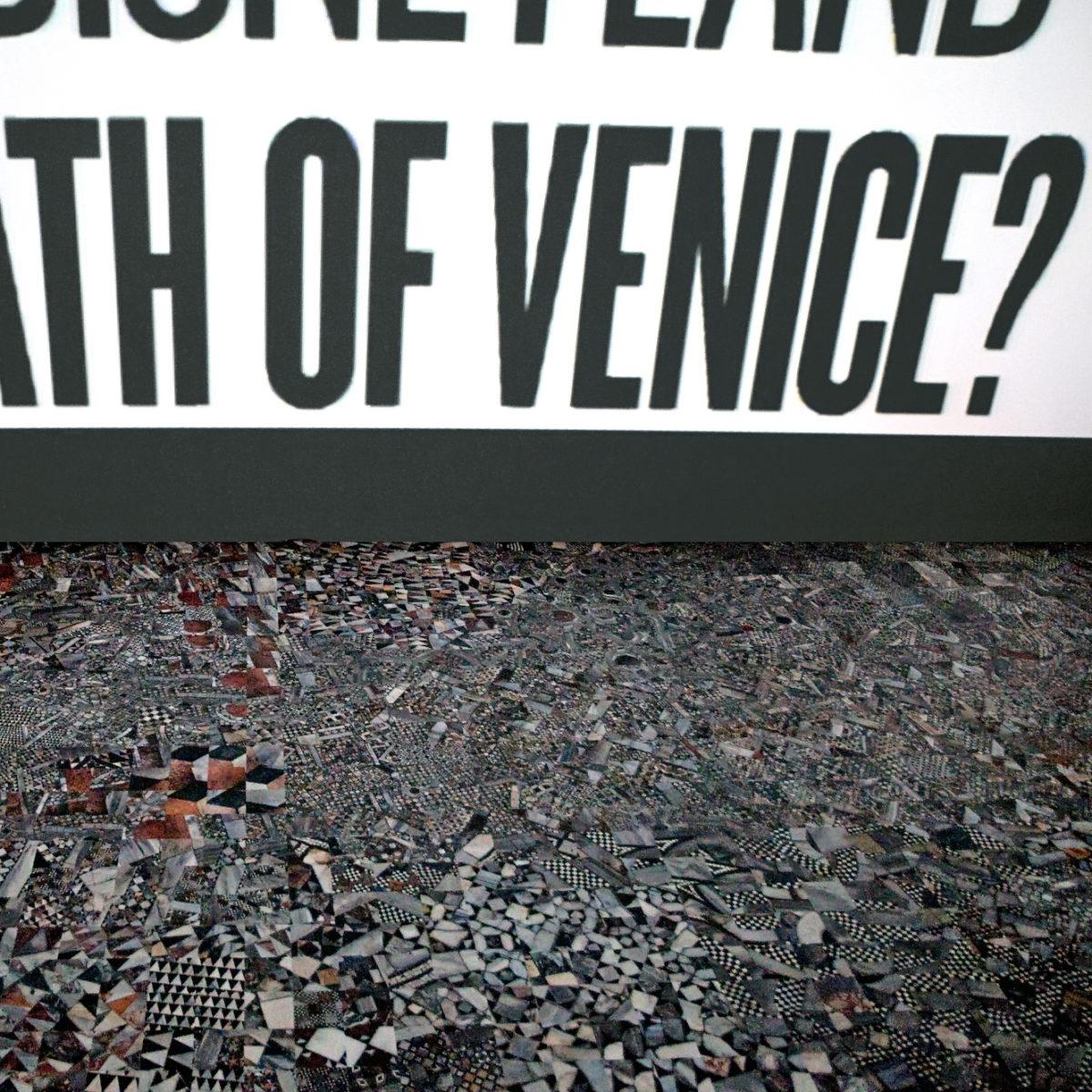"""""""Venezia: Tornare alla sua Essenza"""", testo di Marco Vidal, 2015, ita"""