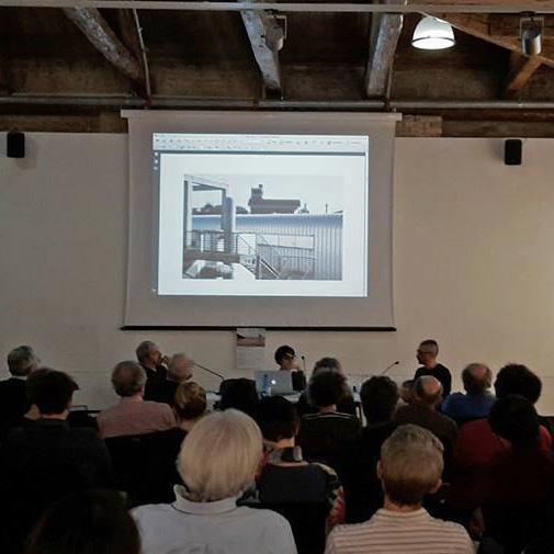 Talk: (Post) Industrial Aesthetics