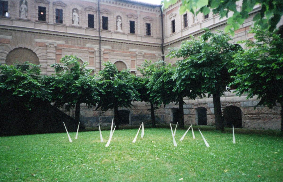 Percer-Voir | Reggio Emilia