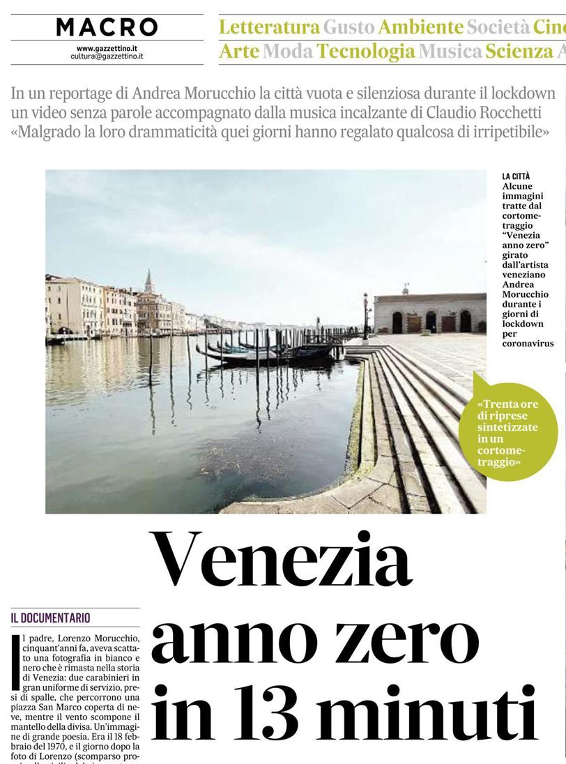 Il Gazzettino | 18.10.2020