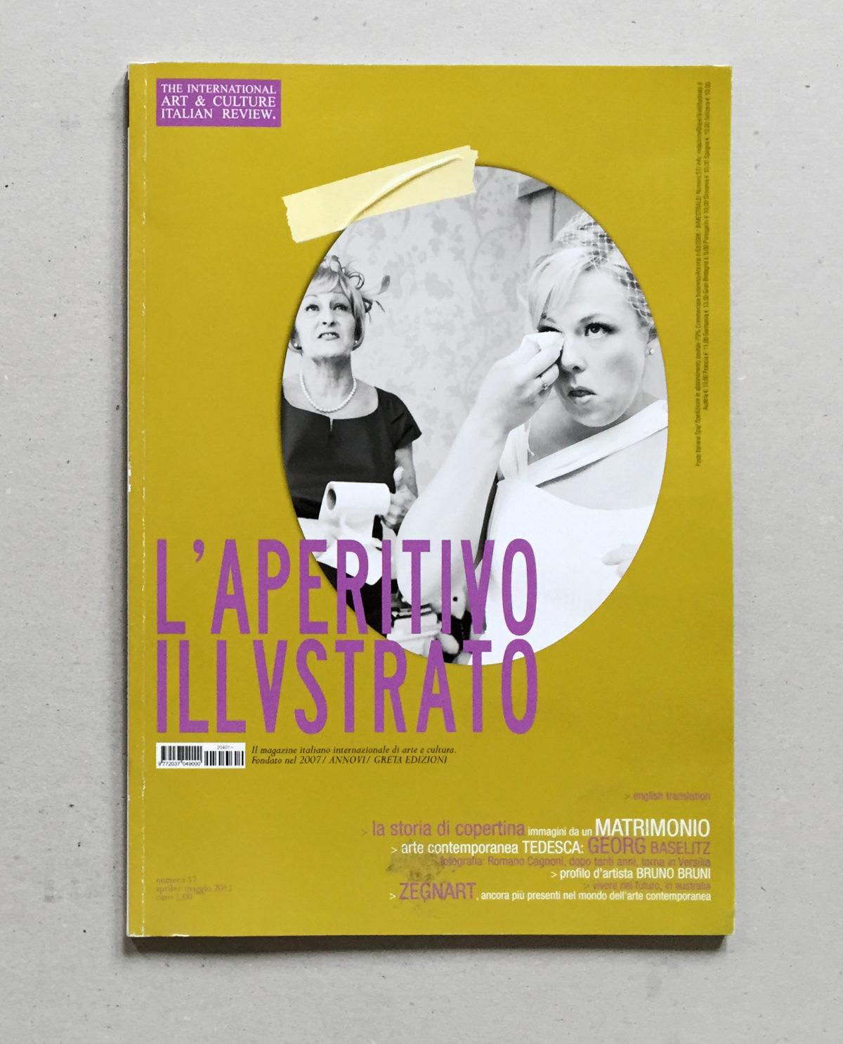 L'Aperitivo Illustrato | 2012