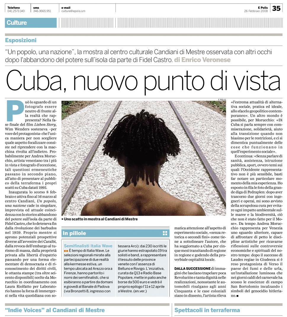 Il Venezia | 26.02.2008