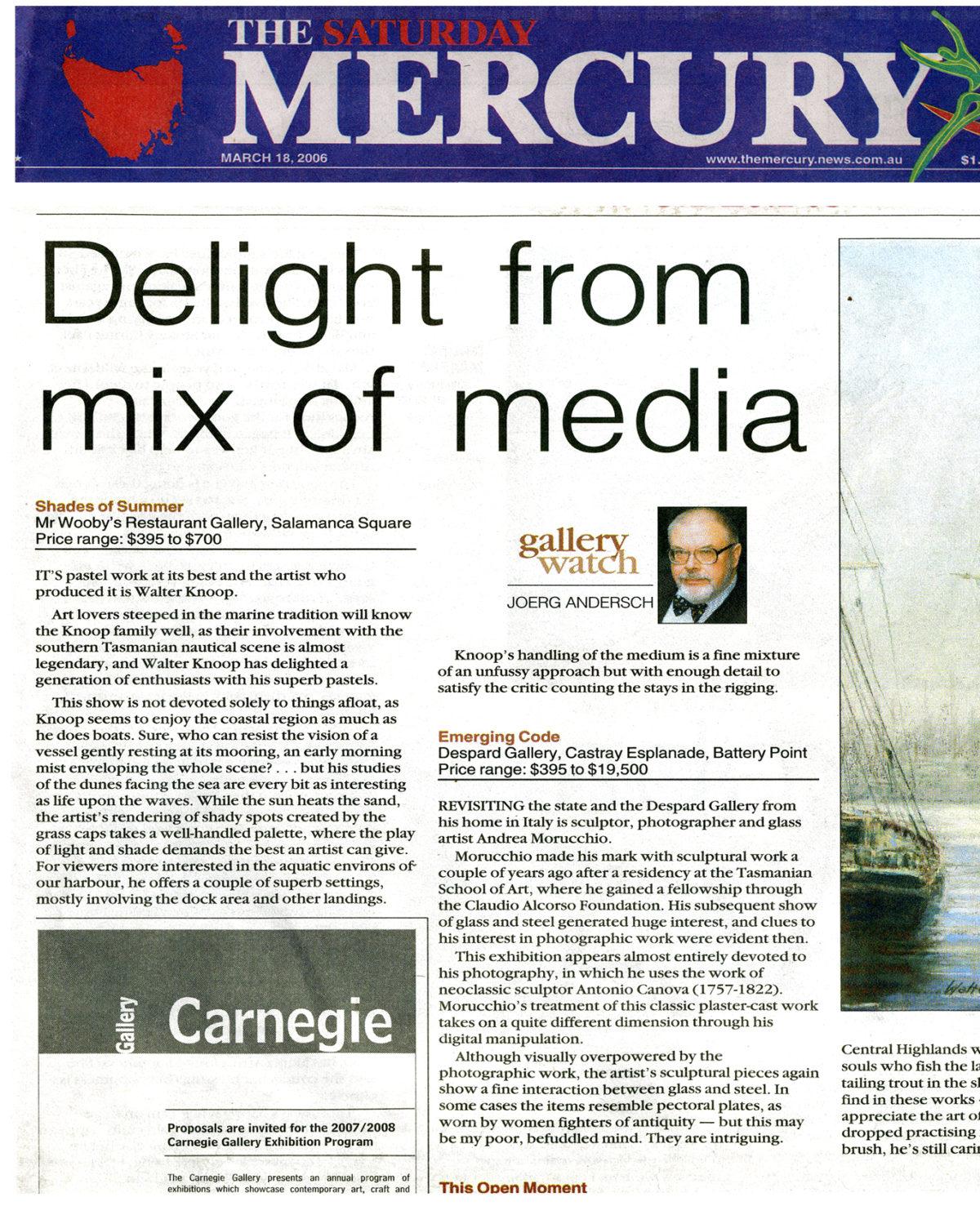 The Mercury | 18.03.2006
