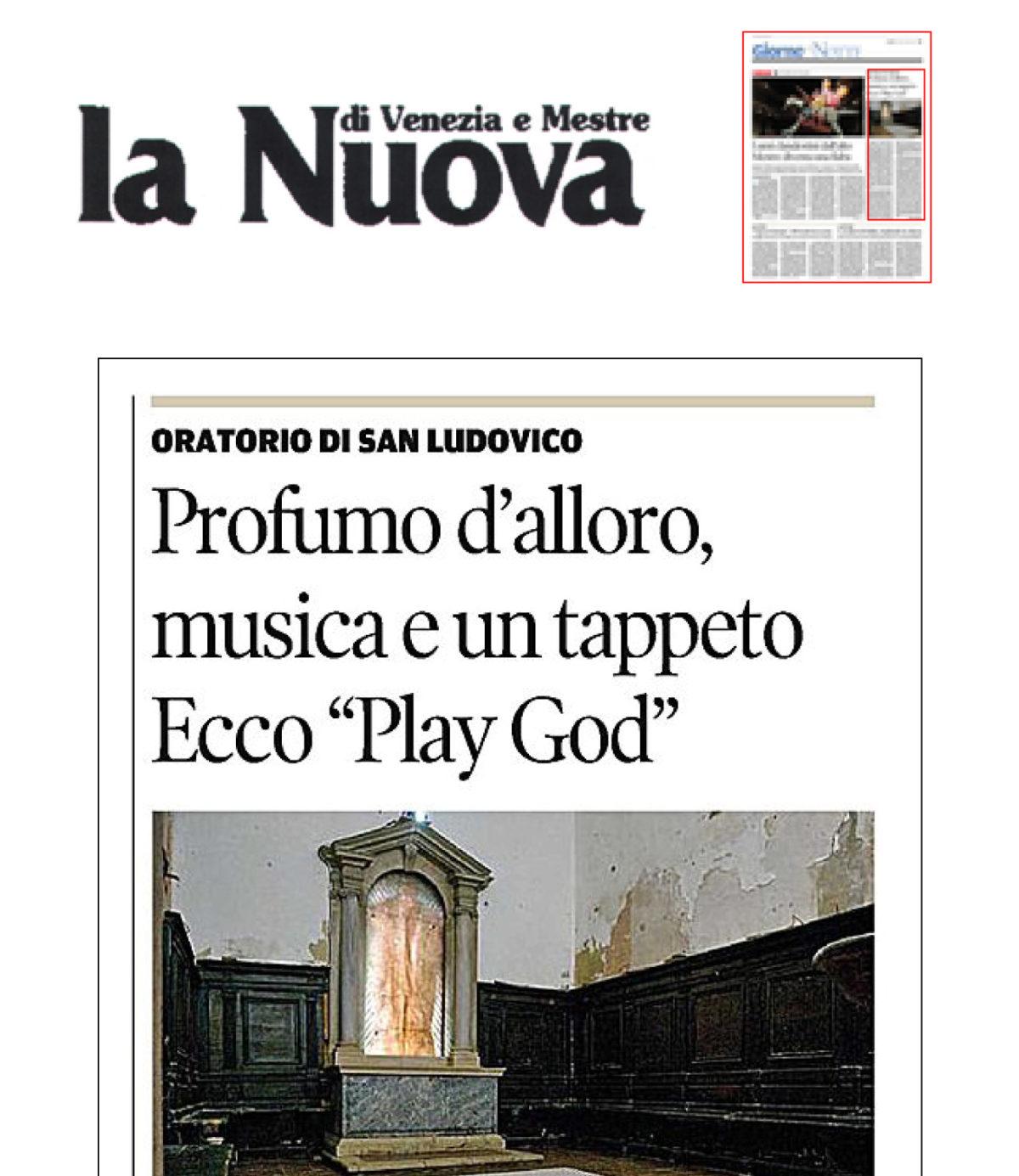 La Nuova Ve 22.05.2014